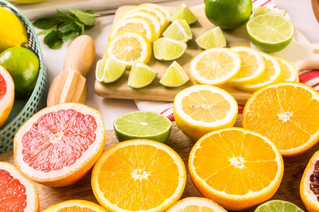Vitamin C als Vorsorge für Augenerkrankungen. Bild: arinahabich - fotolia
