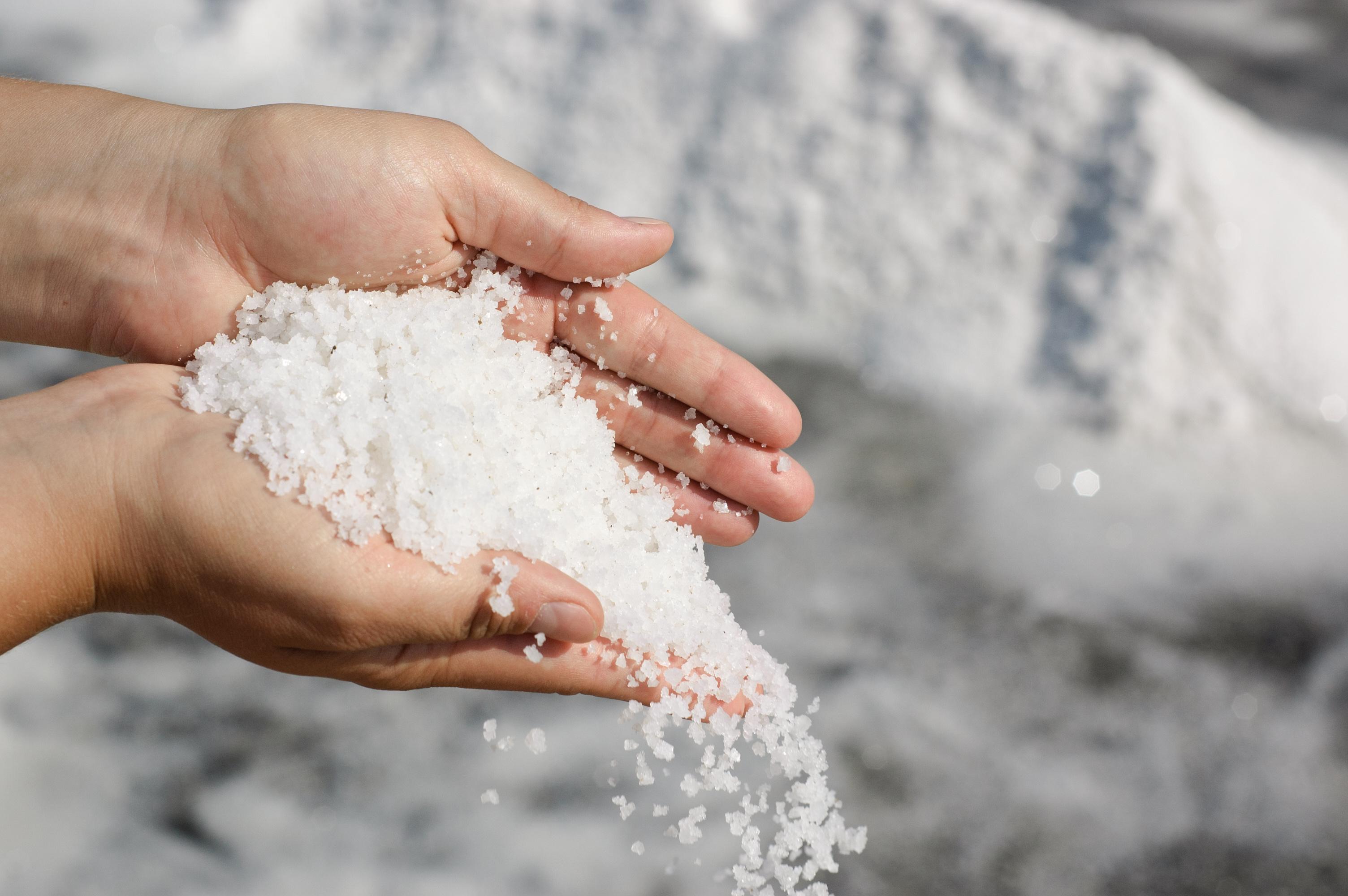 Salzmangel schadet dem Organismus (fotolia.com/zikovic)