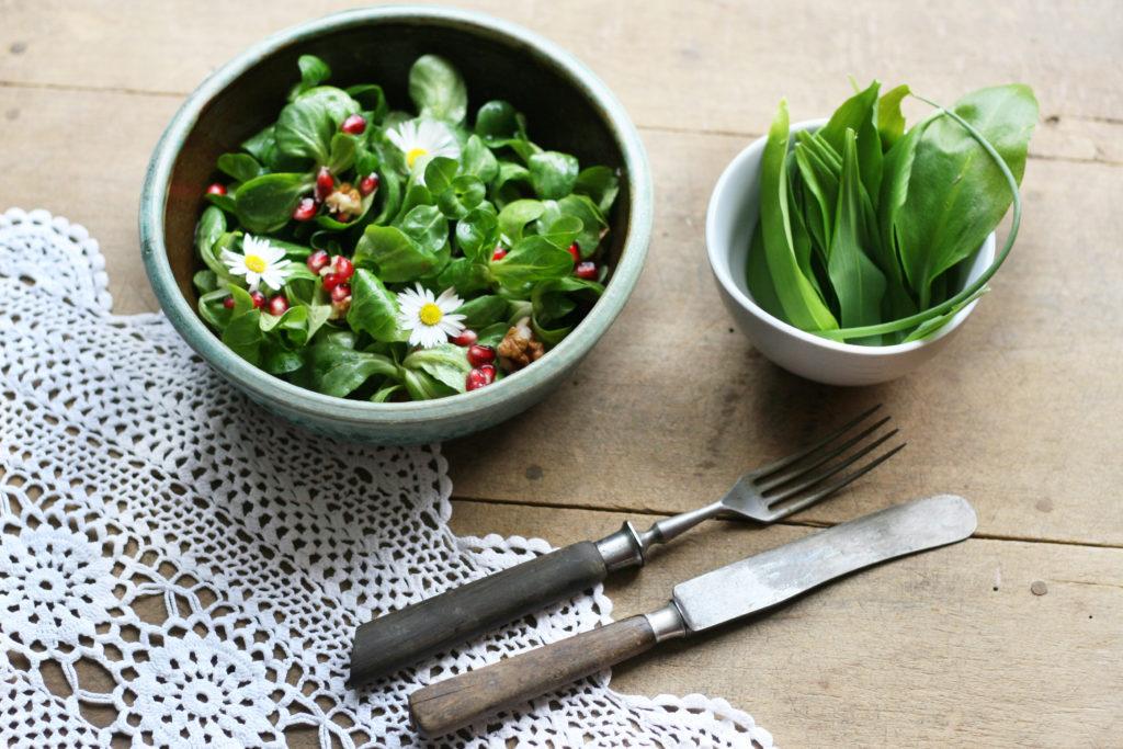 So gesund ist Feldsalat. Bild: Annett Seidler - fotolia