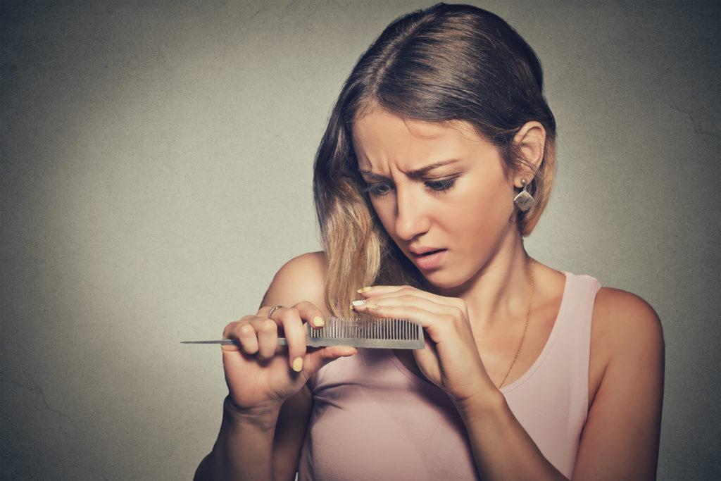 Forschung Viele Frisuren Konnen Haarausfall Verursachen