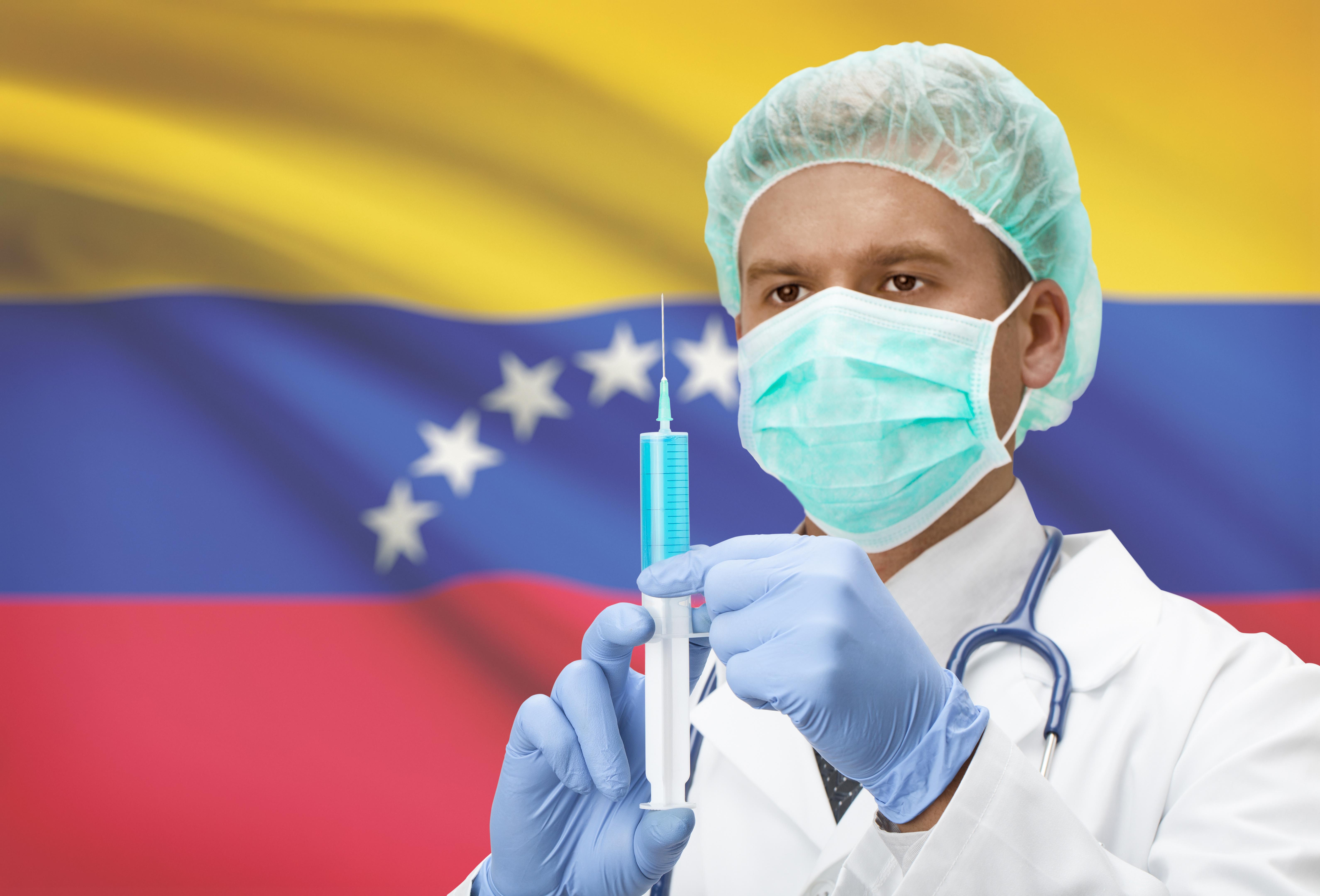 Zwar gibt es in Venezuela inzwischen viele Ärzte, es fehlen aber lebenswichtige Medikamente und Geräte.