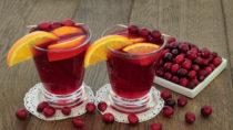 Cranberry Saft schmeckt nicht nur lecker und ist gesund, er könnte auch dabei helfen den übermäßigen Einsatz von Antibiotika zu verringern. (Bild: marilyn barbone/fotolia.com)