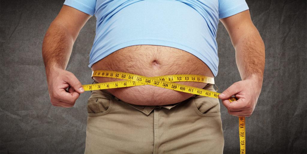 Fettleibigkeit ist schlecht für unsere Gesundheit. Wenn Männer zum Zeitpunkt der Zeugung ihres Kindes fettleibig sind, steigt dadurch zudem die Wahrscheinlichkeit, dass Töchter Brustkrebs entwickeln. (Bild: Kurhan/fotolia.com)