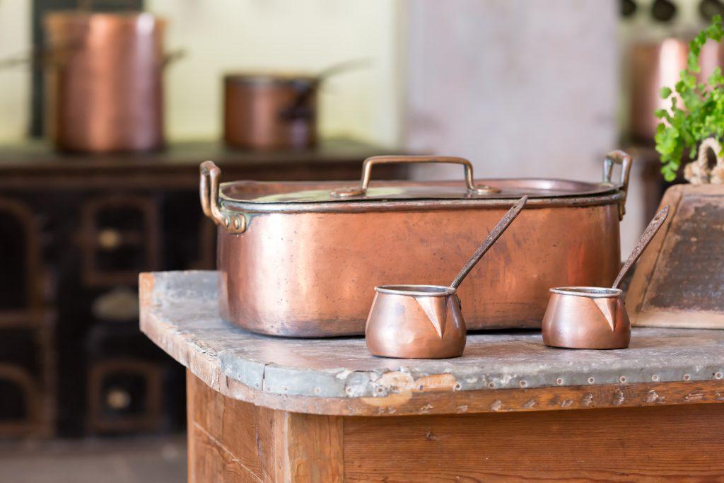 Kupfer kann dabei helfen Fett zu verbrennen. Bild: Nomad_Soul - fotolila