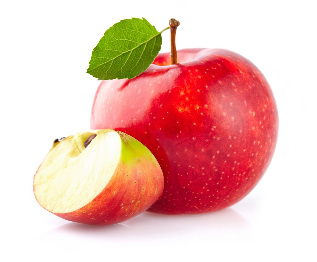 """Ein Apfel ist die natürliche """"Wunderwaffe"""" gegen Gedächtnisverlust. Bild: Dionisvera - fotolia"""