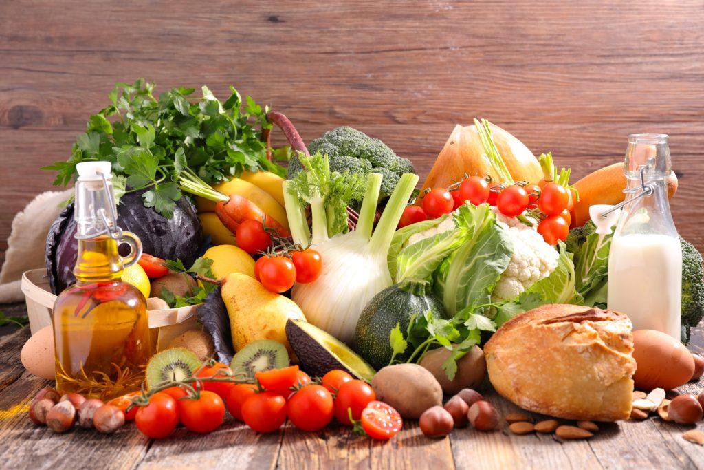 Die Ernährung scheint eine wichtige Rolle zu spielen. Bild: M.Studio - fotolia