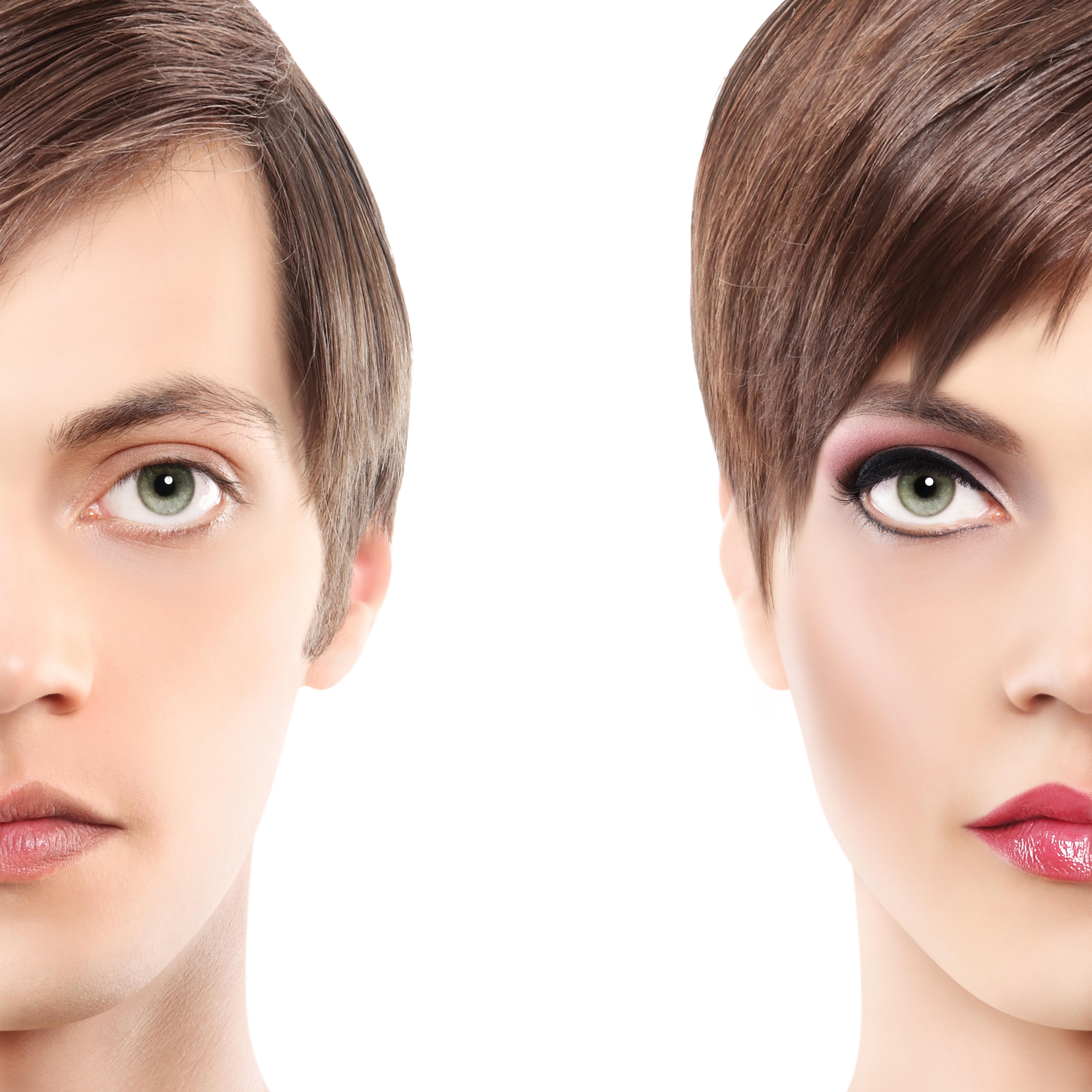 Frau hormone transsexualität mann zu Hormonbehandlung bei