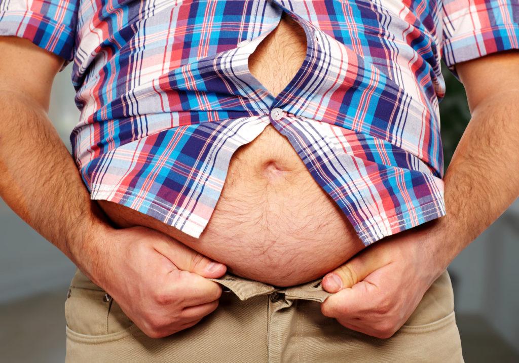 Immer mehr Deutsche begeben sich wegen Fettleibigkeit in ärztliche Behandlung. Viele von ihnen lassen sich den Magen verkleinern. (Bild: Kurhan/fotolia.com)