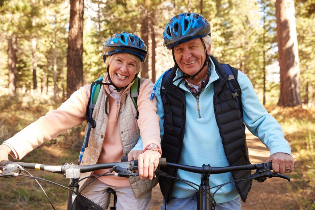 Radfahren ist gesund und hilft uns abzunehmen. Forscher stellten jetzt fest, dass regelmäßiges Radfahren auch unsere Wahrscheinlichkeit für die Entstehung von Typ-2-Diabetes reduziert. (Bild: Monkey Business/fotolia.com)