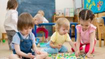 Keine Haftung für Kindergartenkinder. Bild: Andrey Kuzmin - fotolia