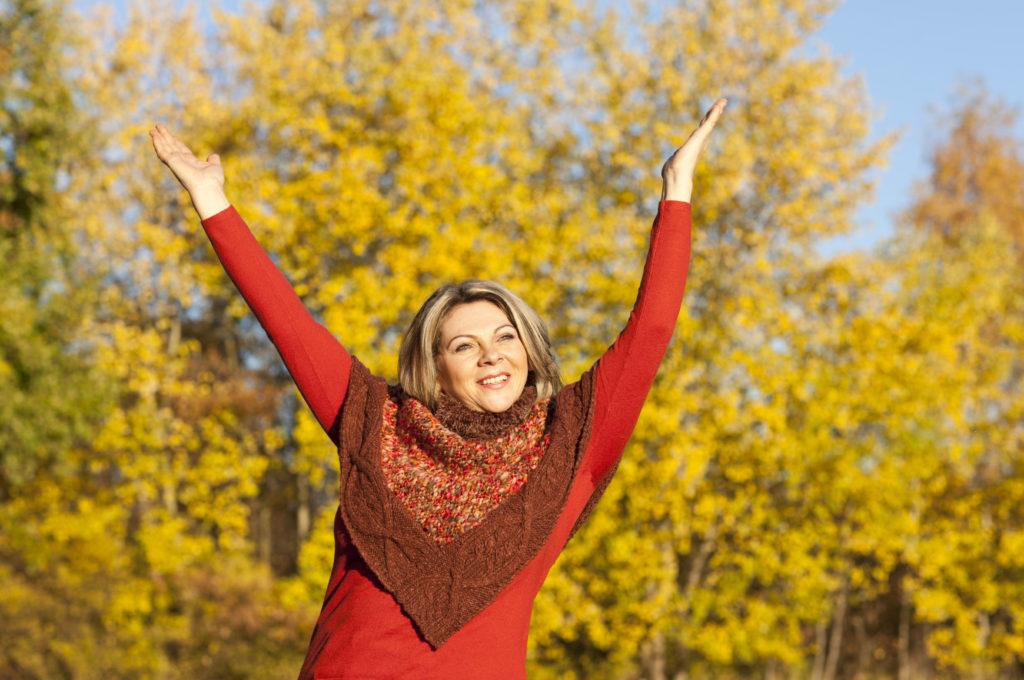 Naturheilkunde in der Menopause. Bild: absolutimages - fotolia