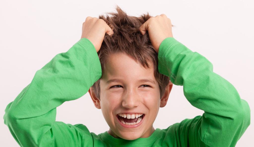 Ernährung beeinflusst Stressverhalten von Kindern. Bild: goldencow_images - fotolia