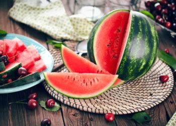 Saftig süß und sehr gesund: Die Wassermelone. Bild: karepa - fotolia
