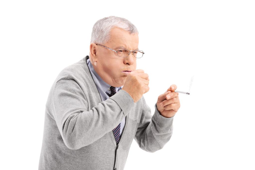 Viele Patienten, die an einer chronisch obstruktiven Lungenerkrankung (COPD) leiden, werden depressiv. Das kann die Therapie beeinträchtigen. (Bild: Ljupco Smokovski/fotolia.com)