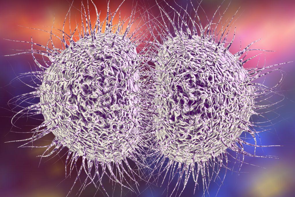 Sexuell übertragbare Krankheiten breiten sich wieder vermehrt aus und es bleiben immer weniger Möglichkeiten zur Behandlung dieser Infektionen. Die Bakterienstämme von sexuell übertragbaren Krankheiten sind zunehmend resistent gegen die meisten Formen von Antibiotika. (Bild: Dr_Kateryna/fotolia.com)