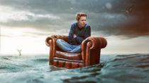 Die Lebenszufriedenheit nimmt nach einem Jobverlust deutlich ab und viele Arbeitslose sind vermehrt traurig, freudlos und ängstlich. (Bild: lassedesignen/fotolia.com)