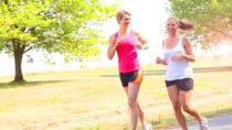 Ausdauersport hält länger jung. Bild: Sabine Hürdler - fotolia