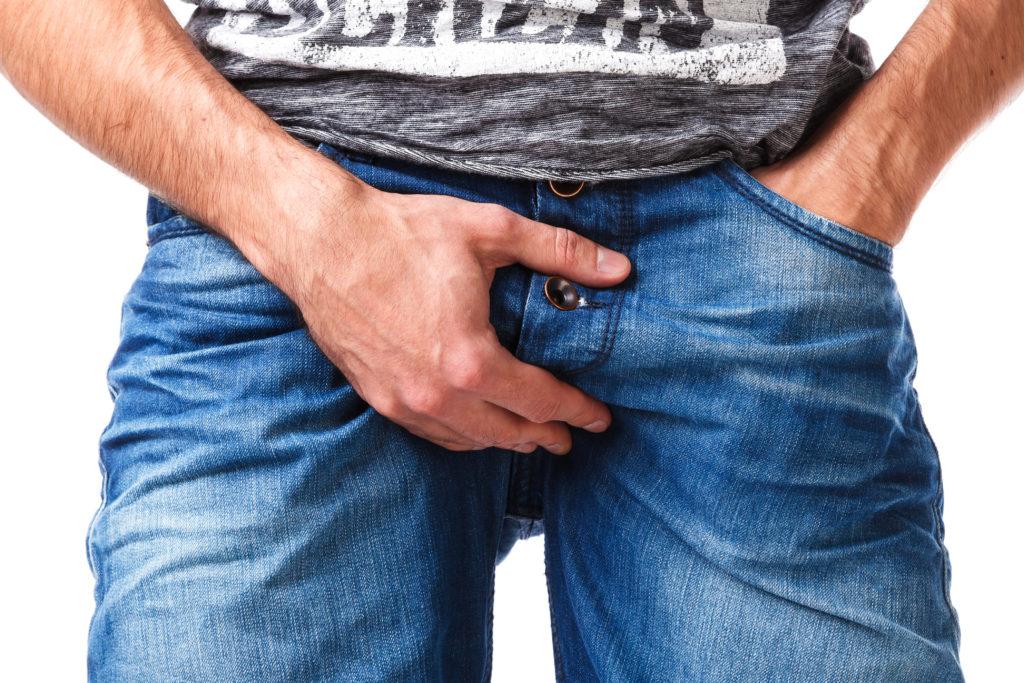 Schmerzen am Hoden durch Enthaltsamkeit? Bild: blackday - fotolia