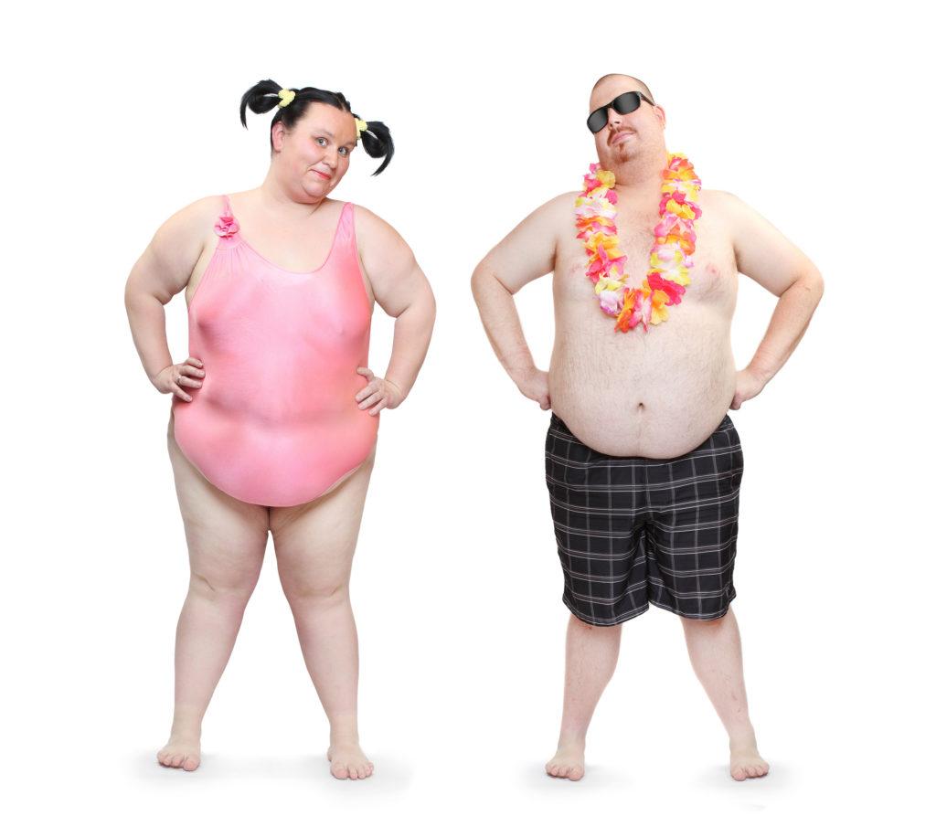 Liebe macht glückliche Paare dick, wie eine Studie herausfand. Bild: Kletr - fotolia