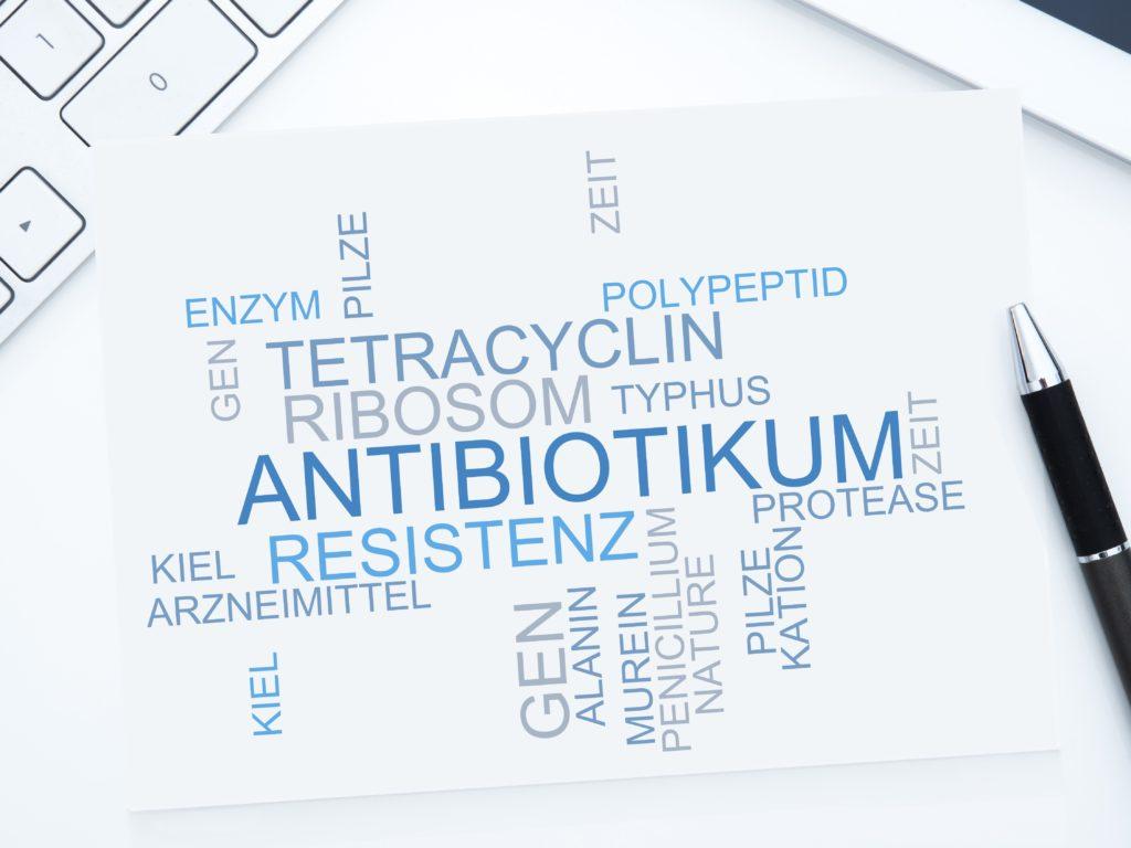 Antibiotikaresistente Bakterienstämme sind eine große Gefahr für die menschliche Gesundheit. Solch eine Resistenz würde die Behandlung einiger Krankheiten erheblich erschweren oder sogar unmöglich machen. (Bild: CrazyCloud/fotolia.com)