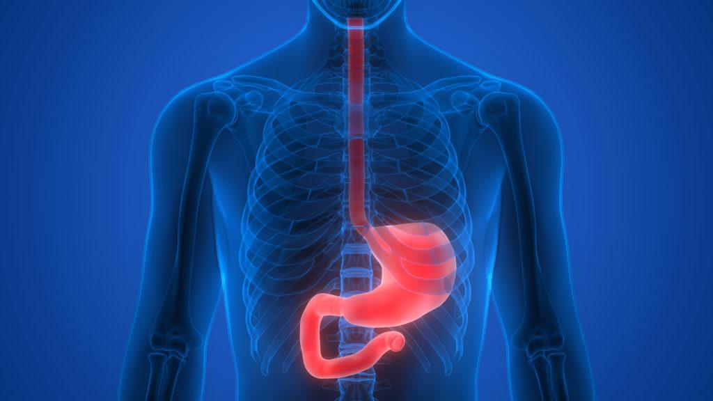 Es ist unglaublich, was alles im Magen eines Menschen landen kann. Ein Arzt berichtet über verschluckte Löffel, Batterien und andere Kuriositäten. (Bild: magicmine/fotolia.com)