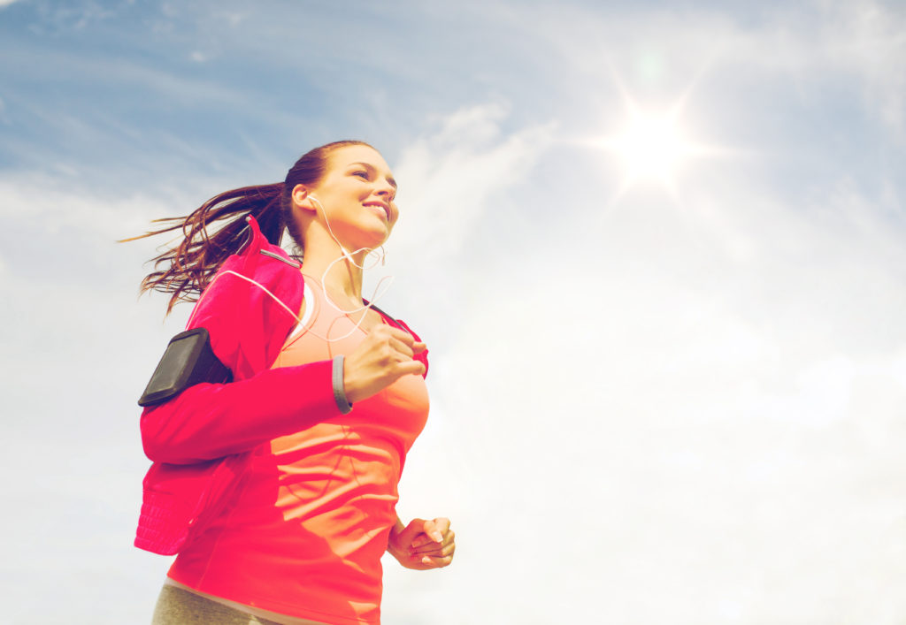 Laufen, aber richtig. Für die Fettverbrennung ist vieles zu beachten. Bild: Syda Productions - fotolia