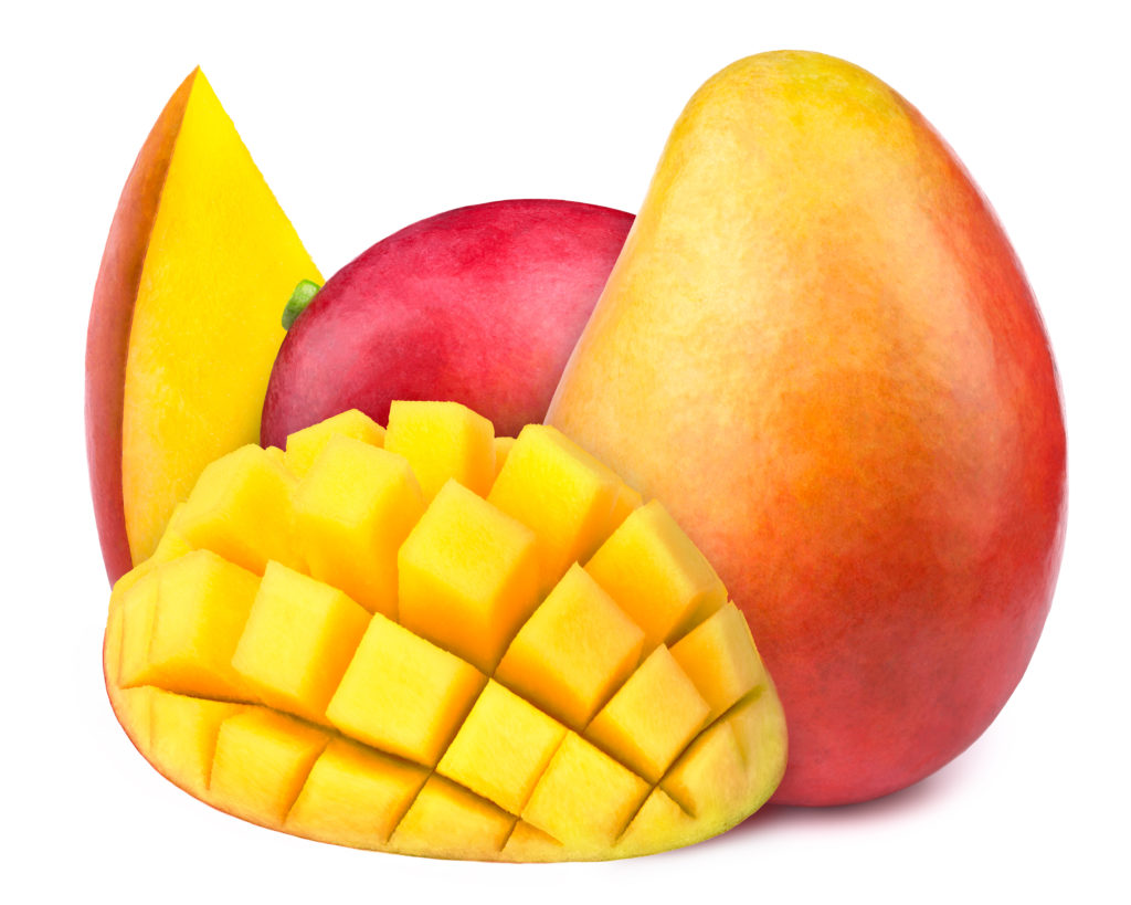 Gesund, saftig und süß: Mango. Bild: vmenshov - fotolia