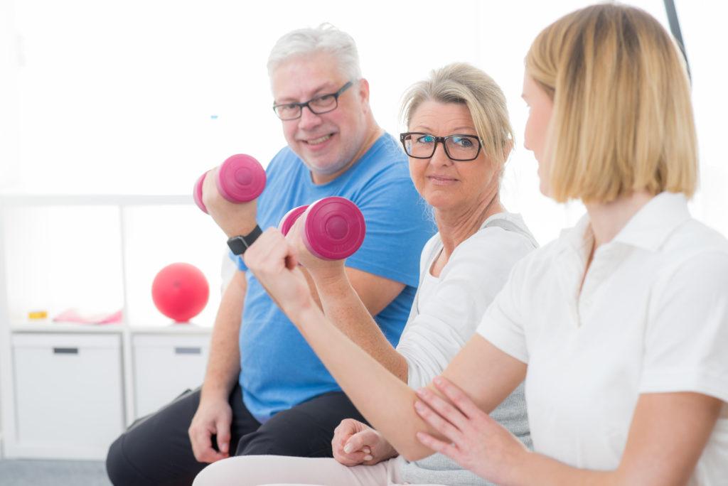 Laut Wissenschaftlern müsste dem Muskelschwund bei Diabetikern mehr Beachtung geschenkt werden. Durch den Erhalt und den Aufbau von Muskulatur ließe sich die Situation der Patienten wesentlich verbessern. (Bild: Picture-Factory/fotolia.com)