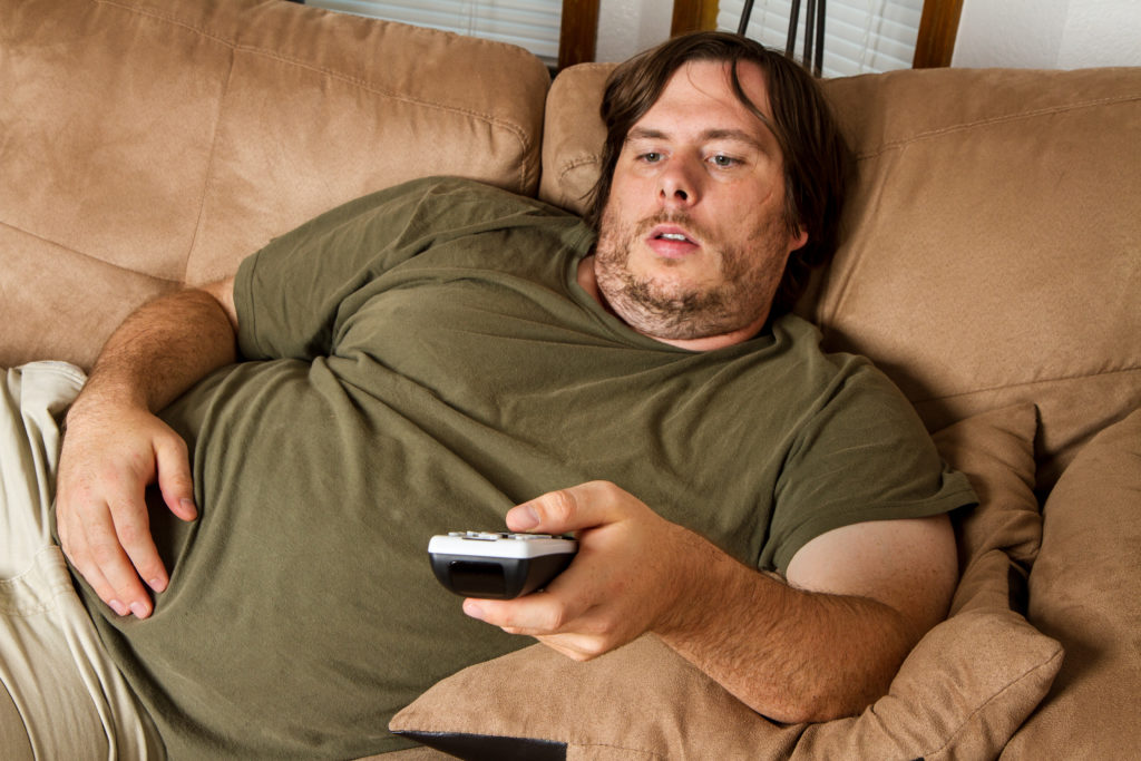 Nicht in erster Linie das Übergewicht, sondern die Verteilung des Fetts gefährdet die Gesundheit (Tracy Kind/fotolia.com)