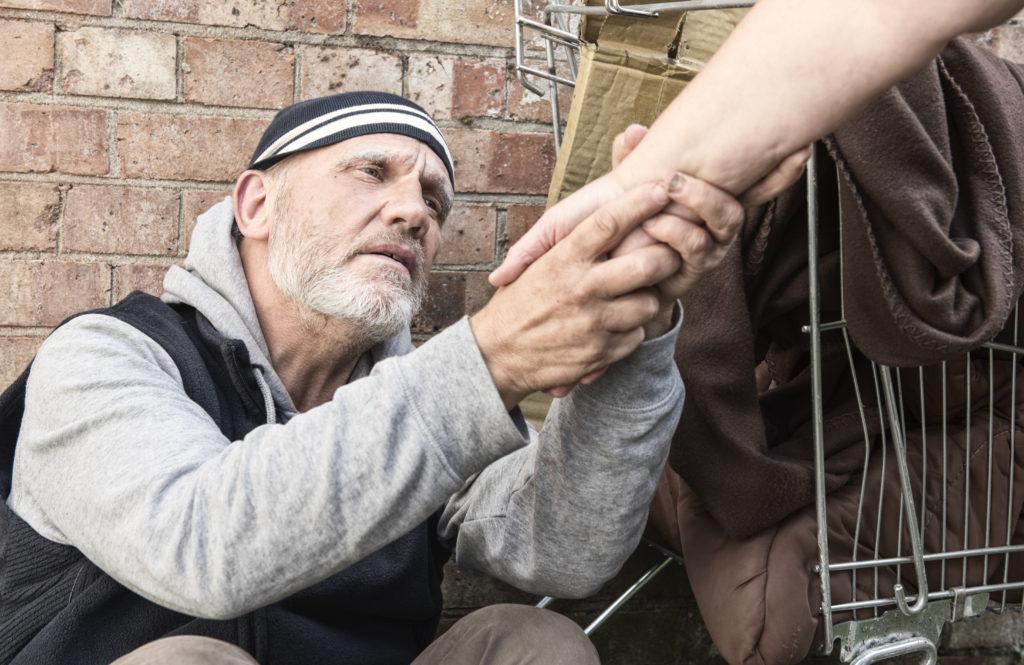 Armut führt zu Krankheiten und Krankheiten führen zu Armut (stephm2506/fotolia.com)