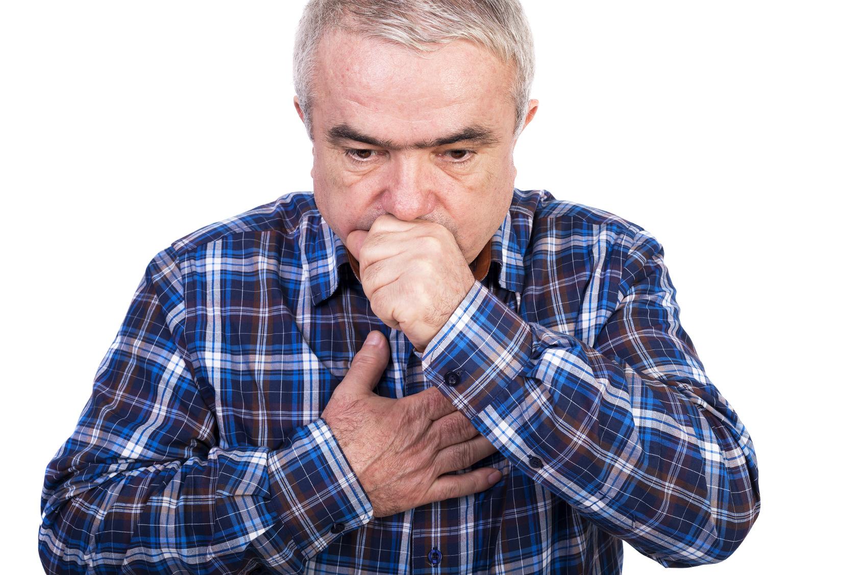 Infektionen der Lunge gehören zu den gefährlichen Nachwirkungen, die eine Operation mit sich bringen kann. (jinga80/fotolia.com)