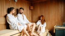Regelmäßige Sauna-Gänge stärken nicht nur das Immunsystem, sondern schützen auch vor etlichen Krankheiten. Die Schwitzkuren wirken laut Studien sogar lebensverlängernd. (Bild: nd3000/fotolia.com)