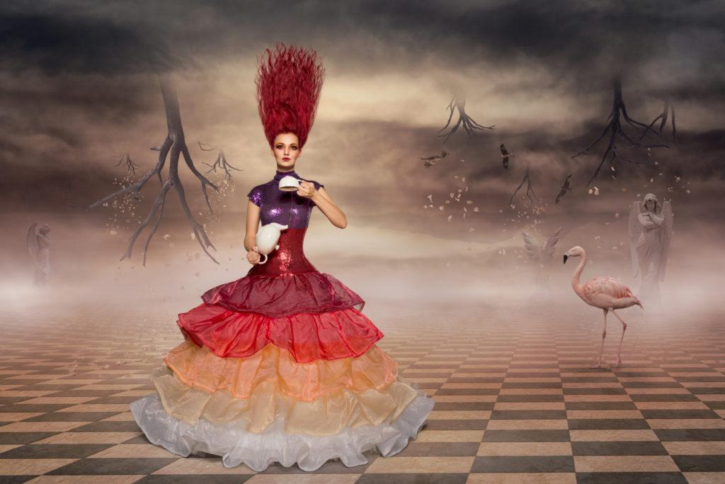 Alice Im Wunderland Syndrom Ursachen Symptome Und Therapie