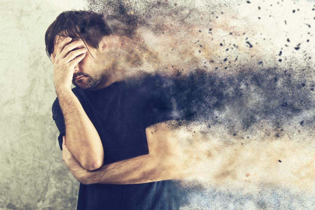 Immerzu unruhig und Getrieben sein. Bild: Bits and Splits - fotolia