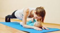 Macht Sport Muttermilch sauer? Bild: Elena Stepanova - fotolia