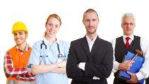 Der aktuelle Gesundheitsreport der BKK zeigt, dass die Länge der Krankmeldungen auch von der beruflichen Tätigkeit abhängig ist. In manchen Berufsgruppen ist auch die Zahl der Fehltage durch Arbeitsunfälle höher. (Bild: Robert Kneschke/fotolia.com)