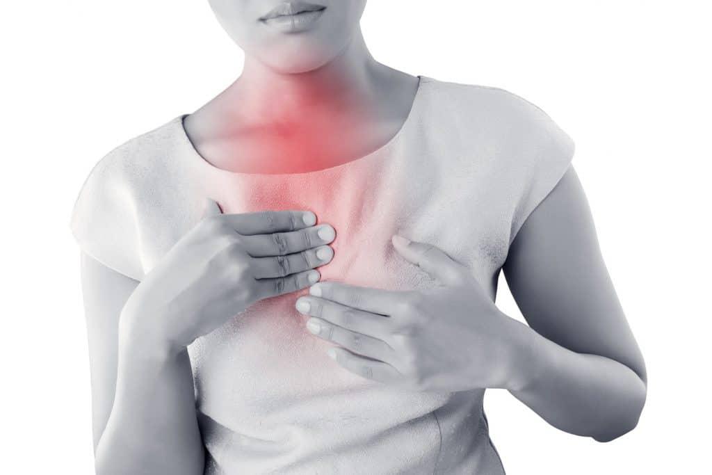 Brennen In Der Brust Ursachen Behandlung Und Hausmittel