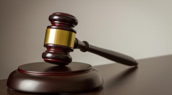 Richter Hammer Gericht