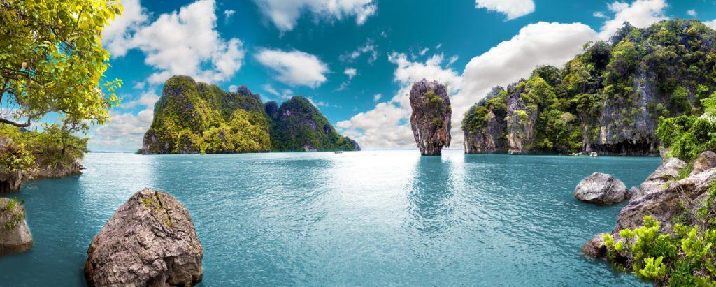 Jedes Jahr reisen Millionen Touristen ins Tropenparadies Thailand. Zum Start der Reise-Hochsaison warnen Behörden nun vor der Malaria-Gefahr im Land. Urlauber sollten sich schützen. (Bild: carloscastilla/fotolia.com)