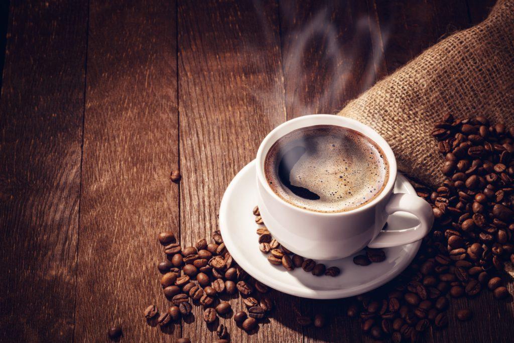 macht koffein wach