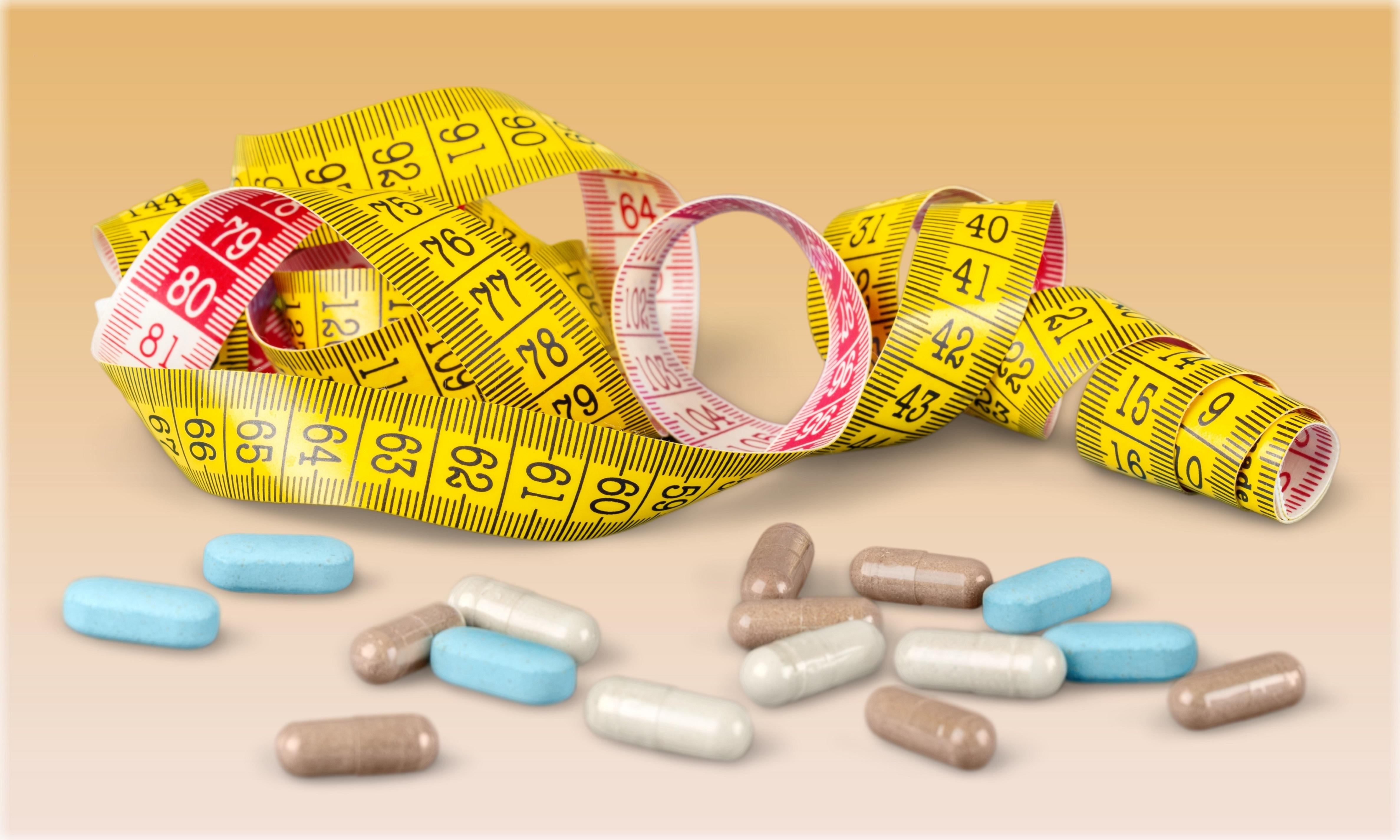 Welche Substanzen enthalten die Diätpillen?
