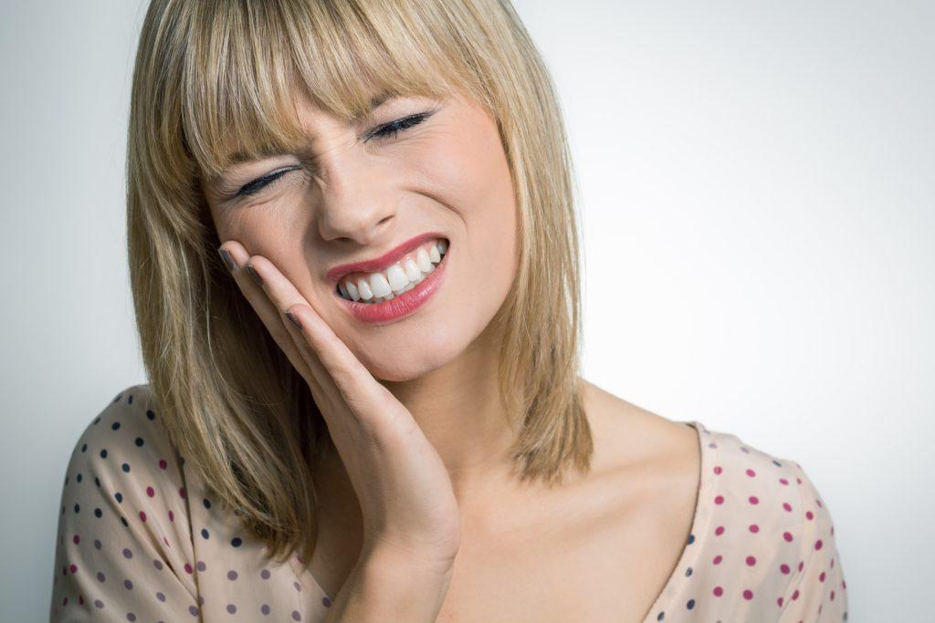 statt füllung medikament im zahn