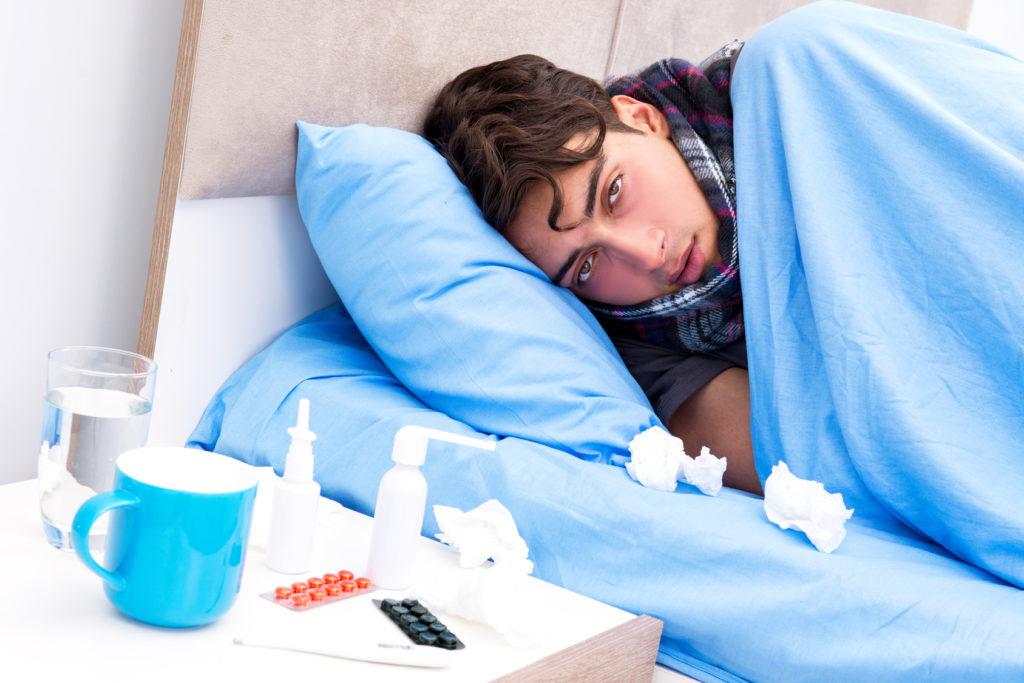 hausmittel gegen grippe das kann wirken. Black Bedroom Furniture Sets. Home Design Ideas