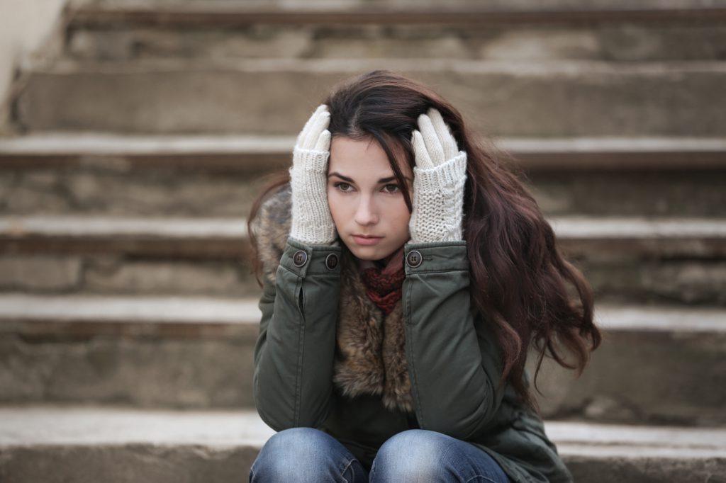 Besteht Das Schwächegefühl Dauerhaft, Kann Dies Auf Eine Depressive Störung  Hinweisen. (Bild: Africa Studio/fotolia.com)