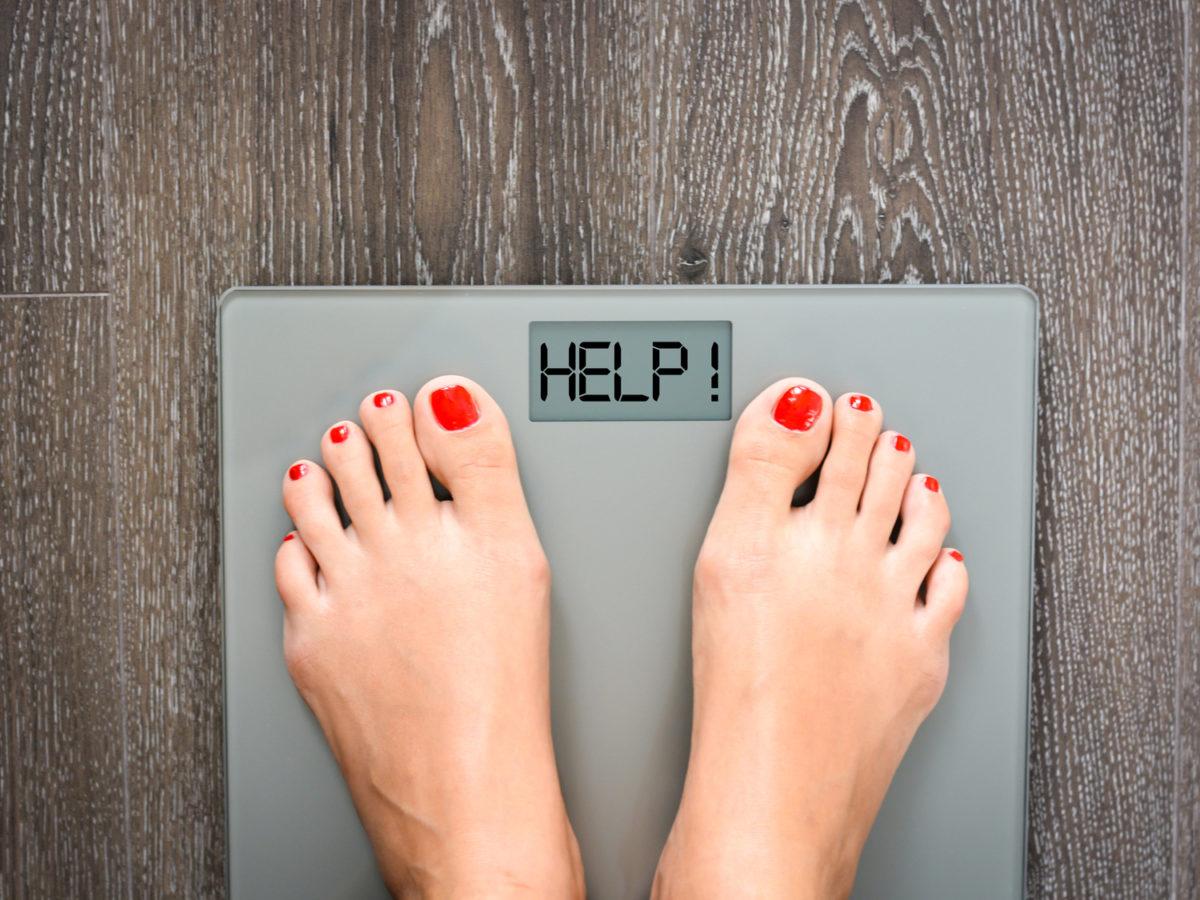Effektive Zauber, um Gewicht zu verlieren
