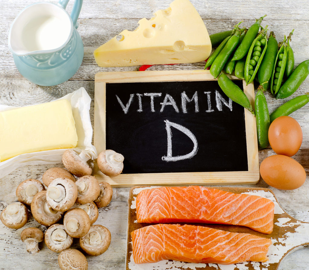 vitamin d Vitamin d is an essential vitamin required by the body for the absorption of calcium, bone development, immune functioning, and alleviation of inflammation.