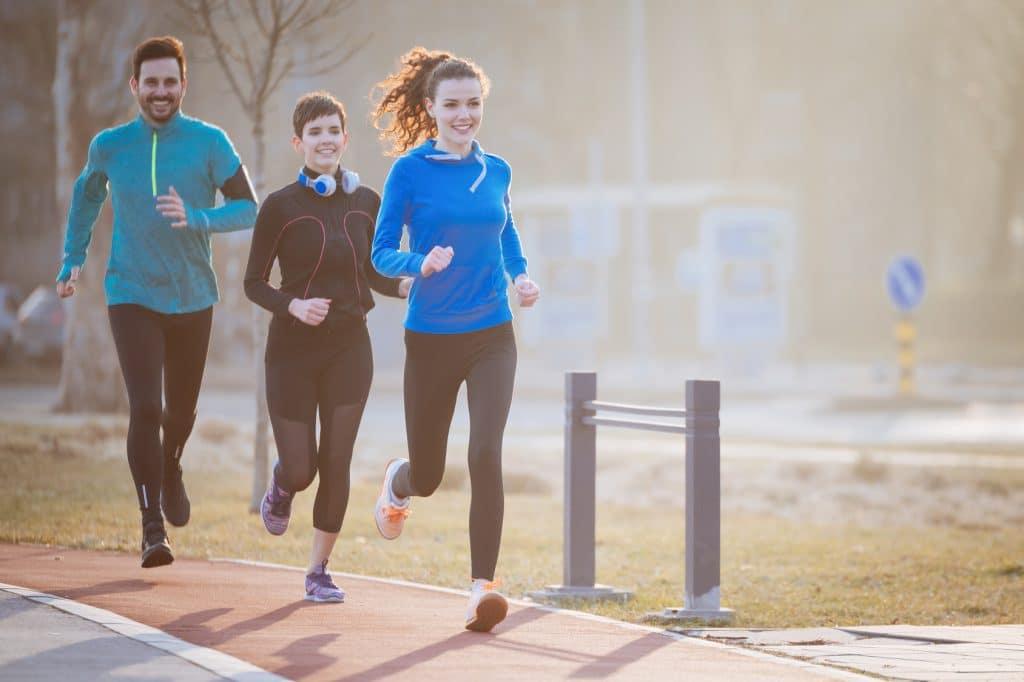 schnellere regeneration nach sport