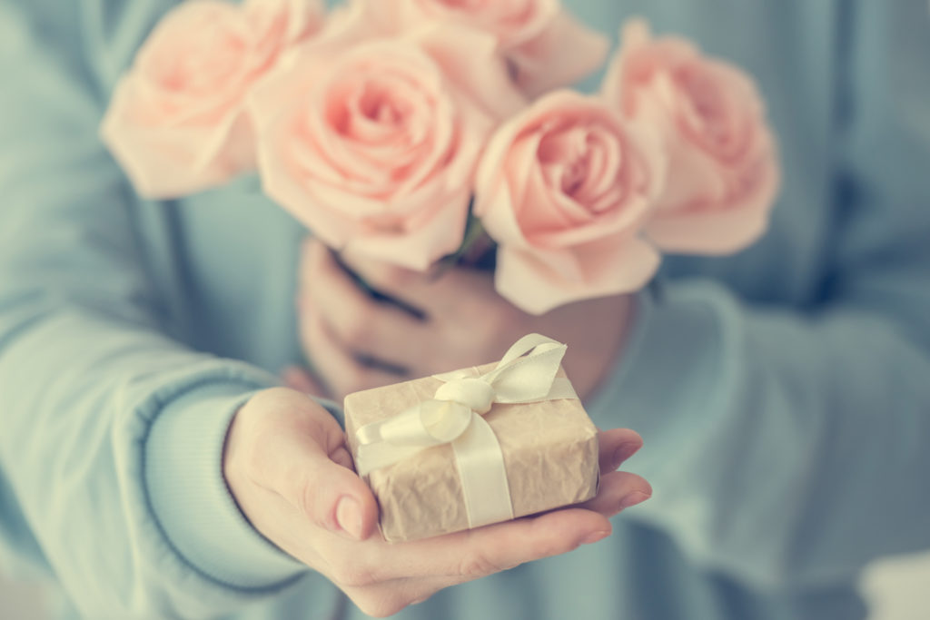 Schon der Vorsatz, etwas zu schenken, macht glücklich