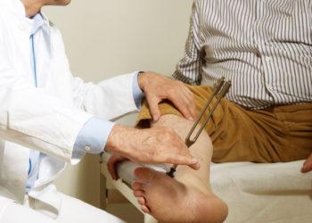 Therapie bei Polyneuropathie. Bild: Bernhard Schmerl - fotolia