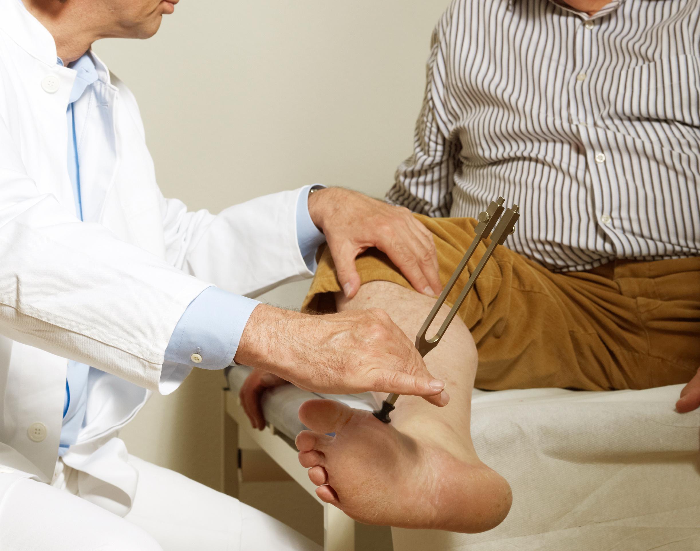 Polyneuropathie Therapie